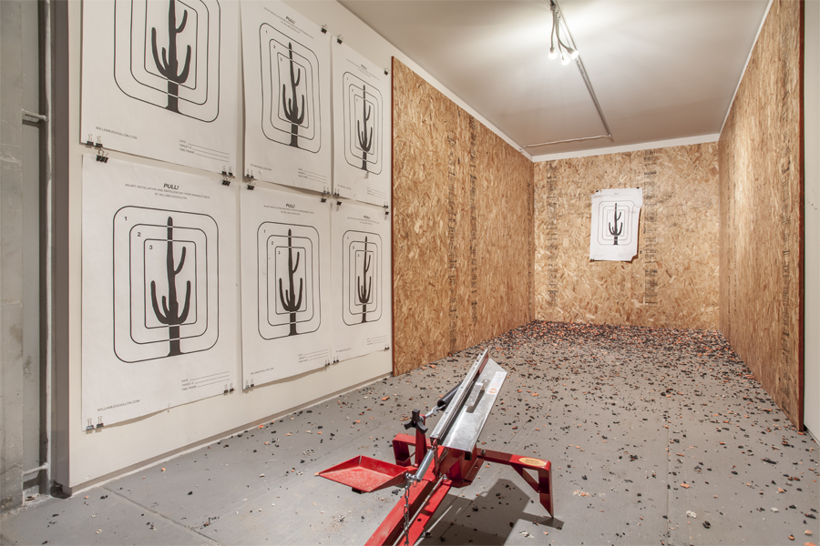 Pull! | Installation and Participatory Performance Piece | Rhetorical Galleries | Phoenix, AZ, USA
