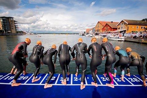 Starten i Tönsberg by Triathlon