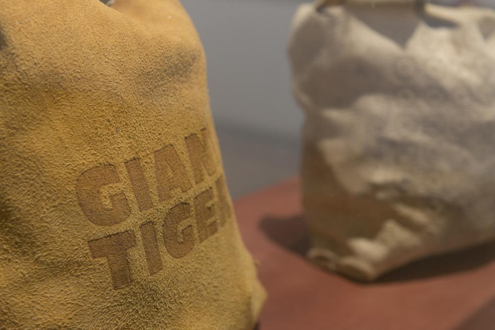 Artifact Bag: Walmart, Giant Tiger, Target