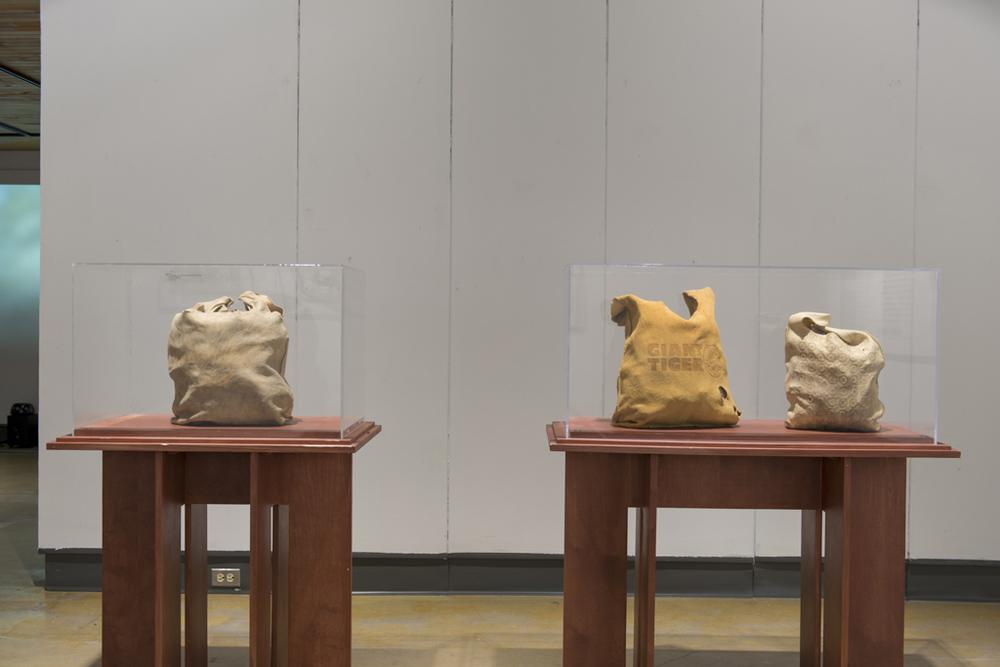 Artifact Bag: Walmart, Giant Tiger, Target,