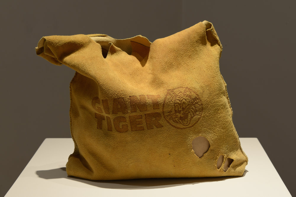 Artifact Bag: Giant Tiger 2012