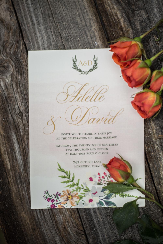 CW Designs | Custom Wedding Maps | Invitations | Save the Dates ...