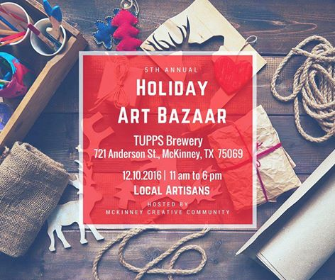 Holiday Art Bazaar