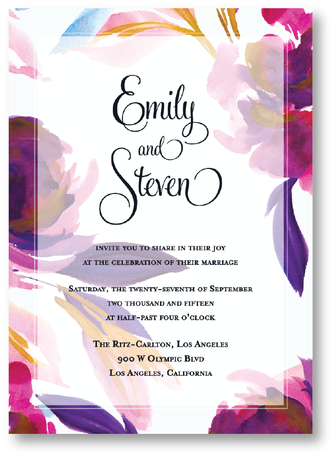 The Emily - Floral