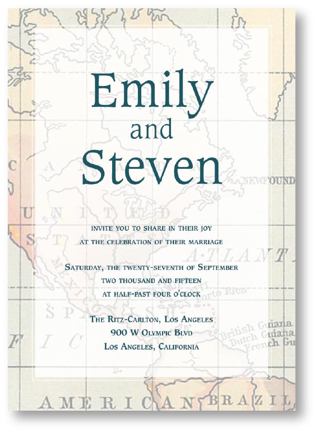 The Emily - World