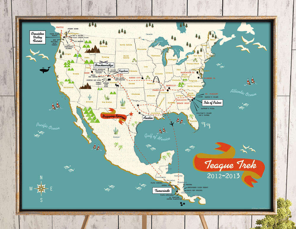 USA Map The Map Chick Family Trip Map.png