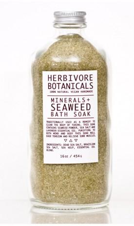 Minerals + Seaweed Bath Soak
