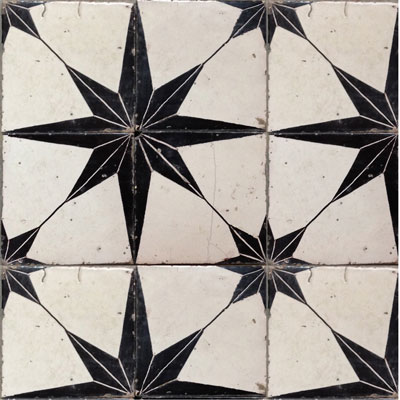 Italian Ceramic tiles found  here