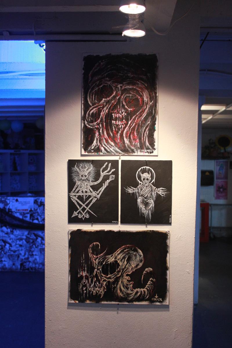 Antichrist Kramer - Wall 3