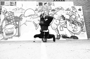 Kea Tesseyman  Maine Hip Hop Dancer  www.kineticeneryalive.com