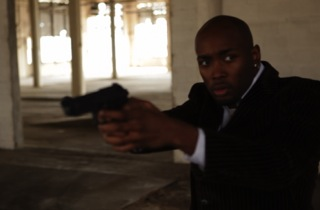 TRE (Justin R. Brown) Outwardly a stylish Jersey City businessman, inside Tre is a calculating murderer, hiding a massive drug empire under a veneer of respectability. Tre lives by his own twisted code of ethics, which he uses to justify his most sociopathic actions. A bloodbath at one of Tre's drug labs places him inexorably on a collision course with Pearl.