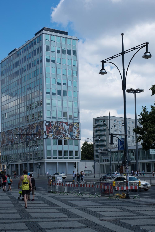 Europas største mosaik