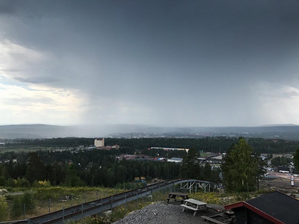 Regnvejrsdagen!