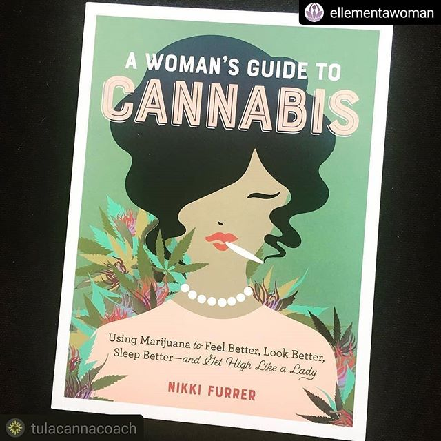 Really enjoying this book! ❤️ Giving away a copy 🎁  #ELLEMENTA #JERSEYSHORE  @sunshinekates 🌞  Get your tickets!🎟️ 1/17 @6:30 pm Bring your #CANNABIS LOVING FRIENDS! 👩‍❤️‍👩 https://ellementajers11719.eventbrite.com ******** #Repost @ellementawoman • • • • • We are loving it! 💕 🙏  #Repost @tulacannacoach • • • • • Thank you @ellementawoman for the perfectly timed gift! I couldn't wait to open it🎄and start reading! #awomansguidetocannabis is a brand new addition to the cannabis library and it's packed with great information. I'll be giving a copy away at an upcoming #ellementawoman gathering in #yyc! Yes, they sent me two!! Follow for details. #cannabisforwomen #feelbetterwithcannabis #gethighlikealady #feelbetter #lookbetter #sleepbetter #cannabiswellness #yycwomen #yycwoman #cannabisyyc #yyccannabis #yycevents #cannabiseducation #cannabiseducator #dopewomen #dopeladies #selfcare #selfmedicate @medical_marijuana_mom @coffcannyyc @dopeyogayyc @studio420yyc @lifemassageml @workmanpub #workmanpublishing