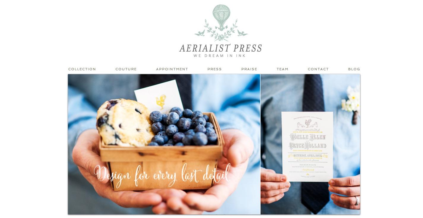 aerialist press