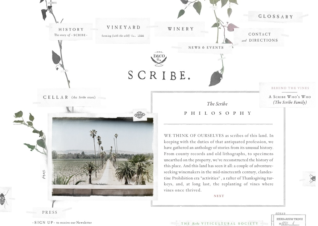 scribe site