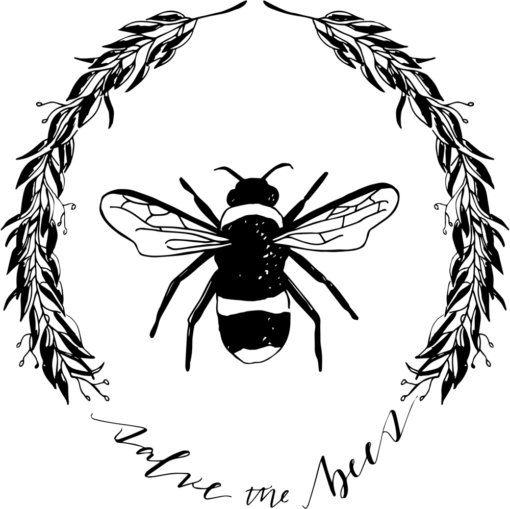 Salve the Bees Logo Design | 2016