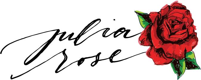 Julia Rose Logo Design | 2017