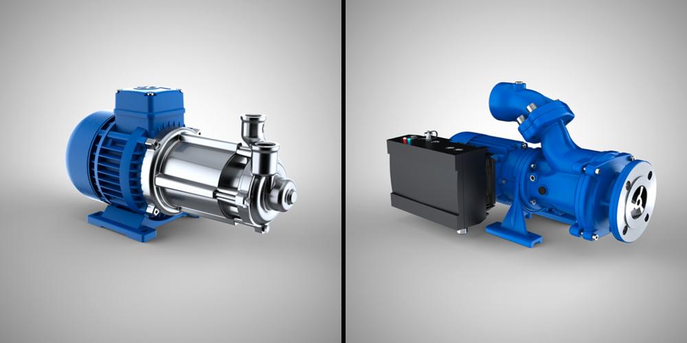 Brinkmann Pumps Produktvisualisierung 2013