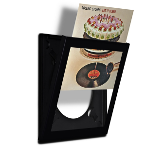 This piece is framed in an Art Vinyl frame - allowing it to be easily hung on a wall and enabling record sleeve and record to be easily accessible. For additional detail visit the  Art Vinyl website  .