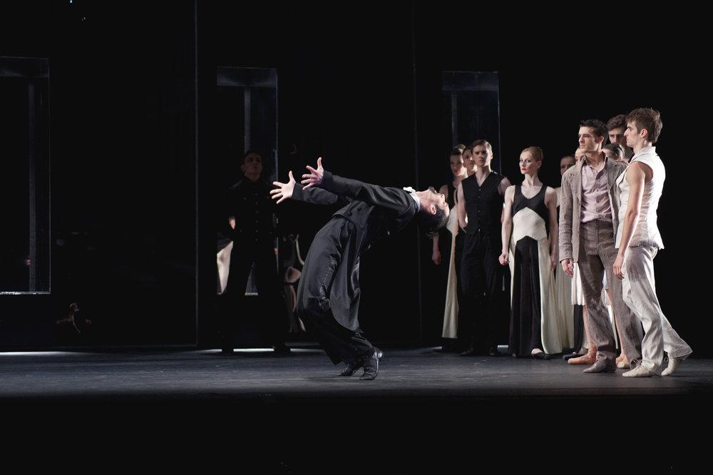 Krzysztof Pastor's Romeo & Juliet