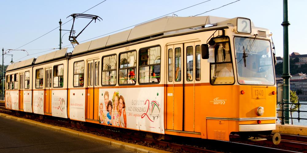 trolley #2