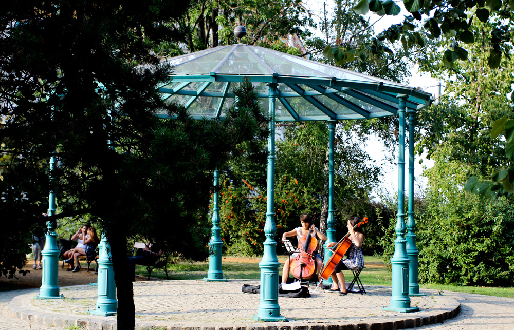 classical in the park