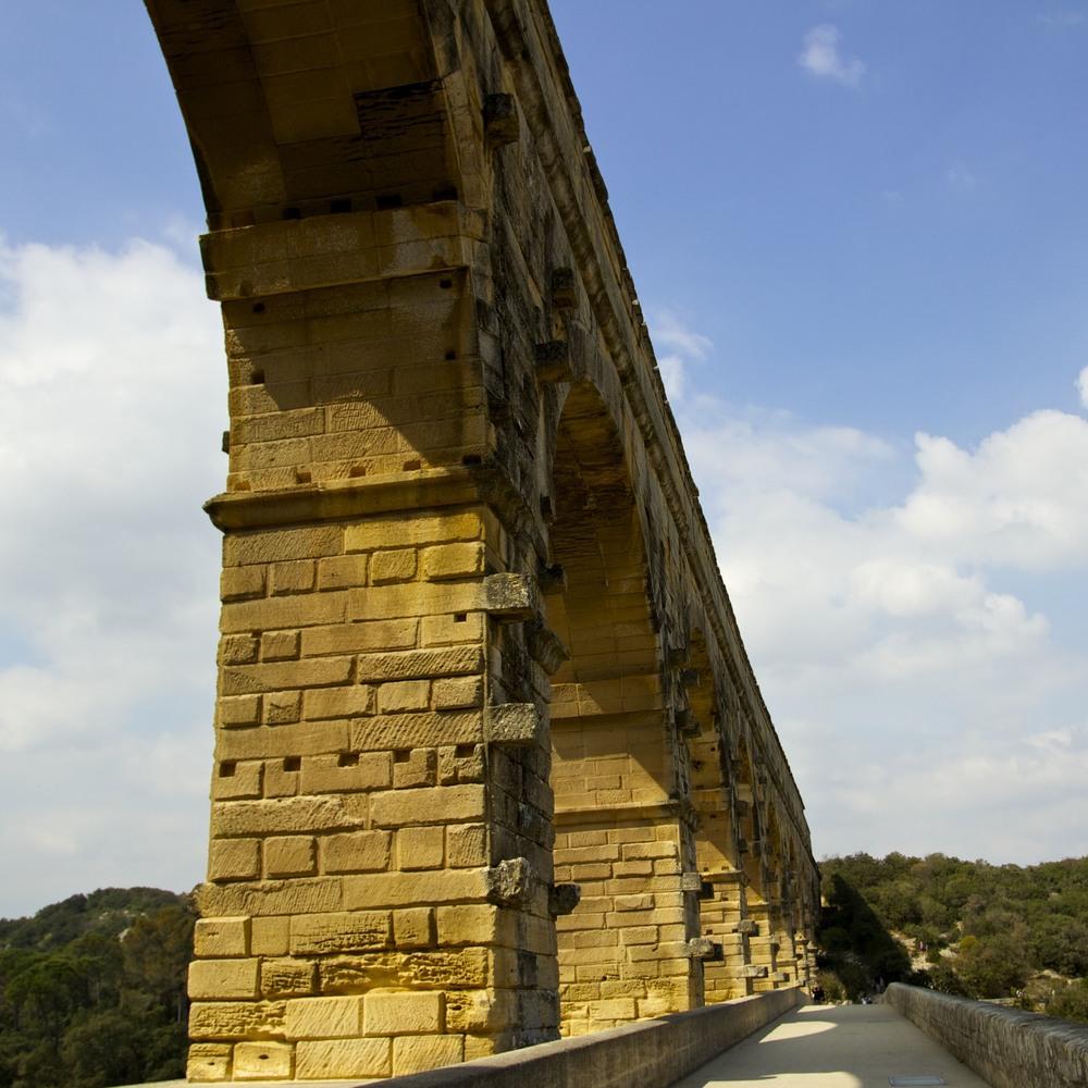 Le Pont du Gard, France