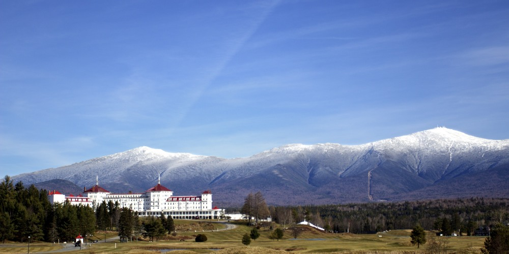 Mount Washington Hotel & Mountain