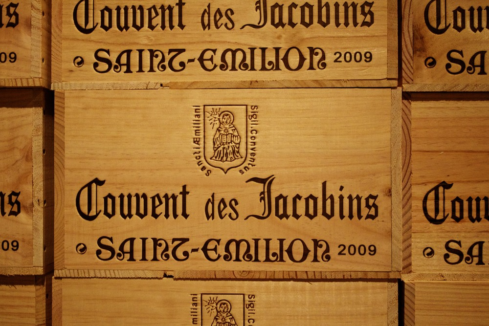 Couvent des Jacobins cases