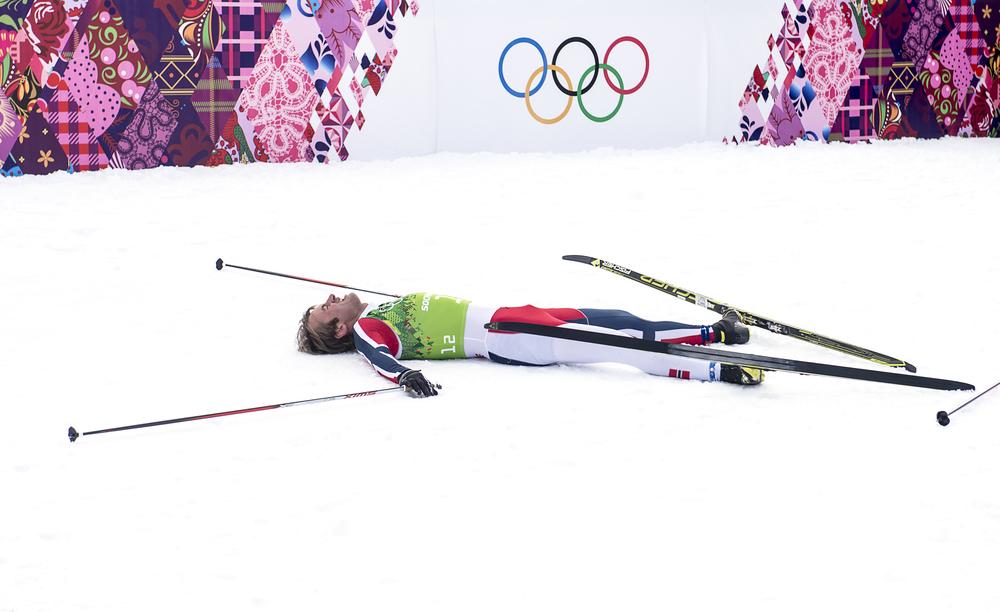 Petter Northugs OS blev ett fiasko.