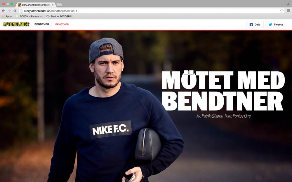 Spenderade 24 timmar i tyska Wolfsburg. Staden med skandalen och fotbollen. Såhärblev det! För Sportbladet.