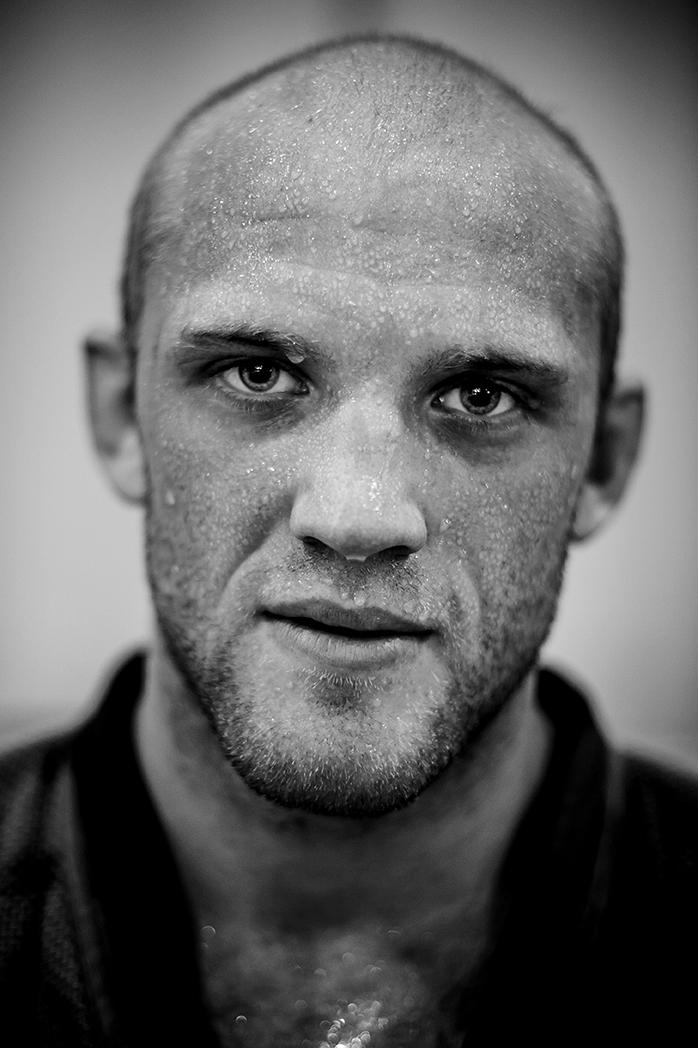 Marcus Nyman, judo.