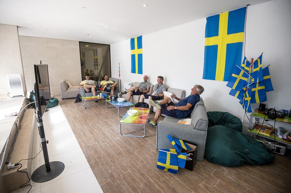 Så här bor svenskarna.