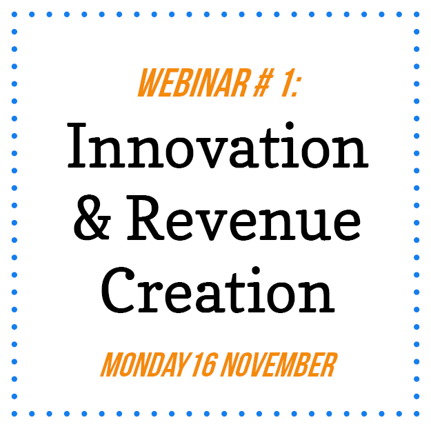 Innovation and revenue creation