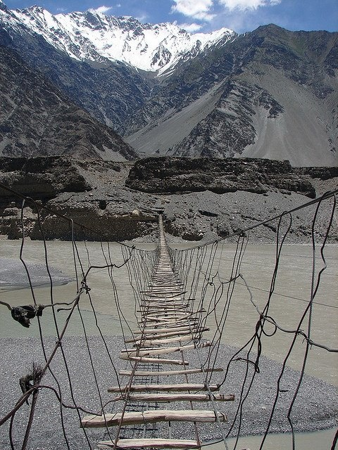 Hussaini Hanging Bridge
