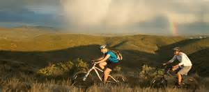 ... Riding a Bike