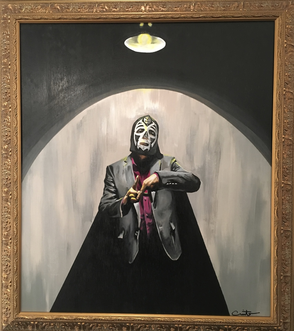 Mil Mascaras by Cuit