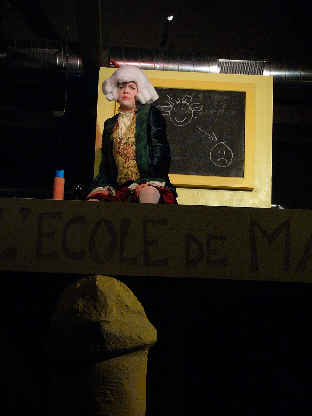 L'école de Maldetête (The School of Headaches) - 2009