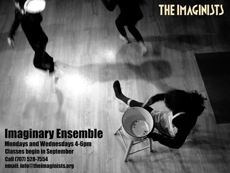 Imaginary Ensemble
