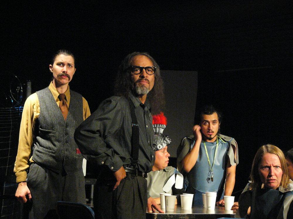 A los actores / To the Actors, 2010