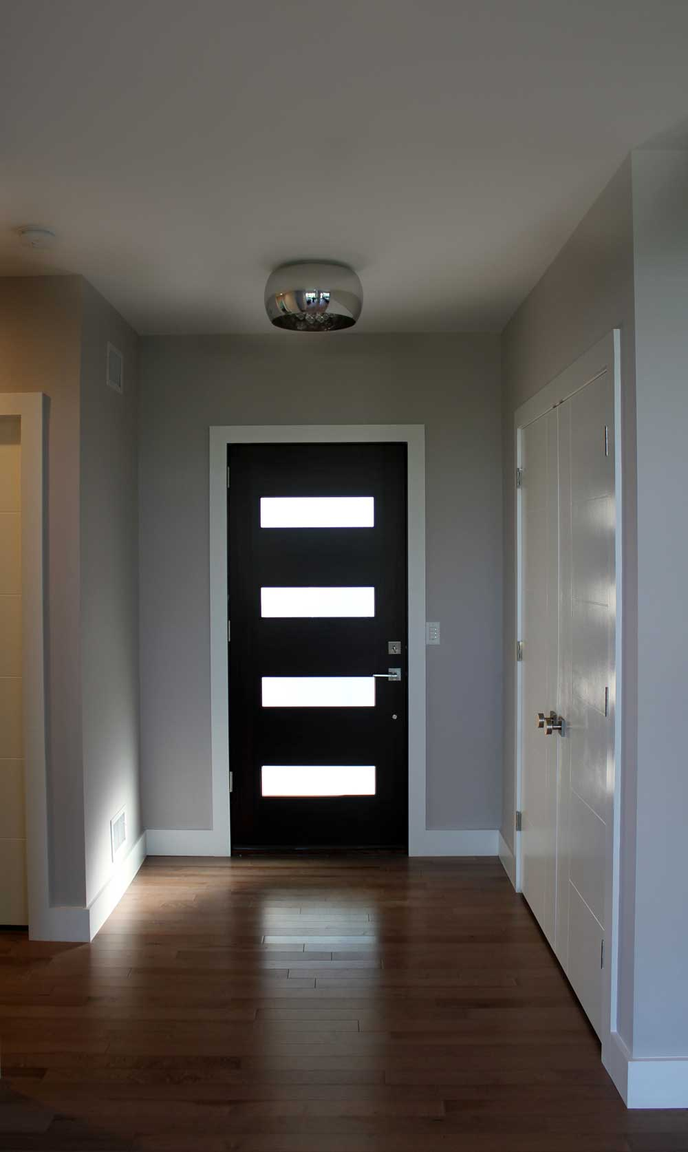 Entry Door Interior