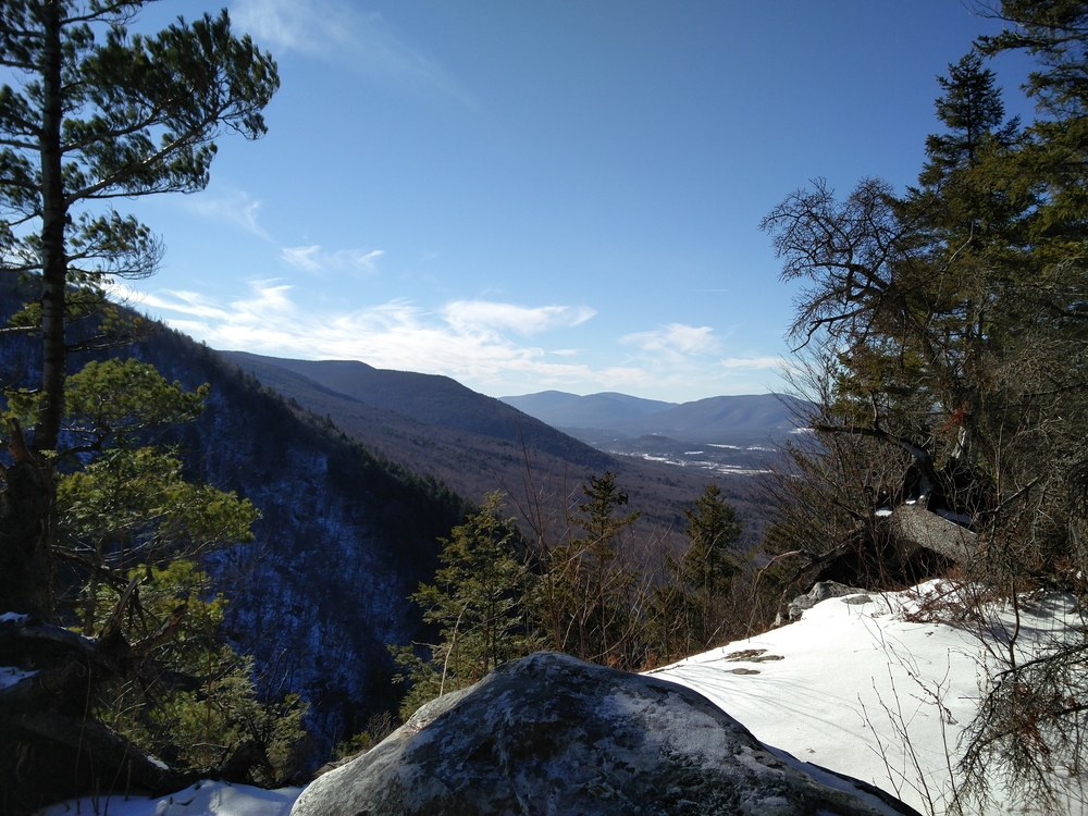 vermont near prospect rock