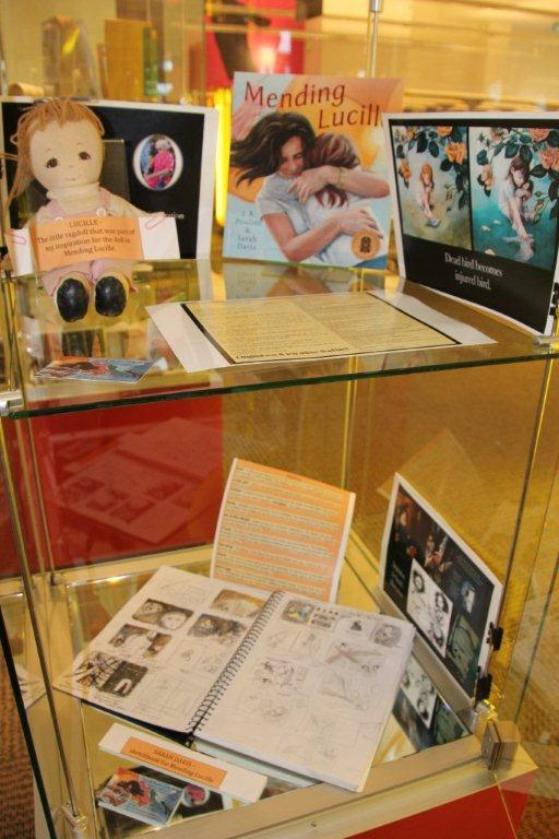 Journey of a Book_SCBWI members exhibition_Jennifer Poulter.jpg