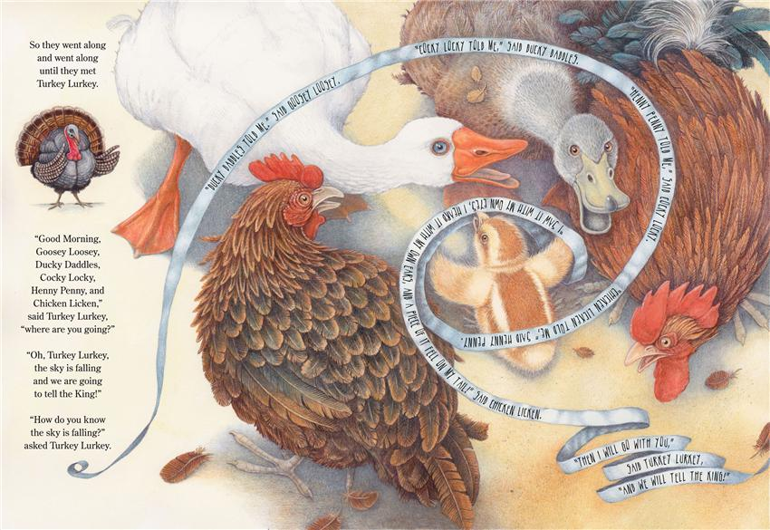 Image by SCBWI Member Marjorie Crosby-Fairall