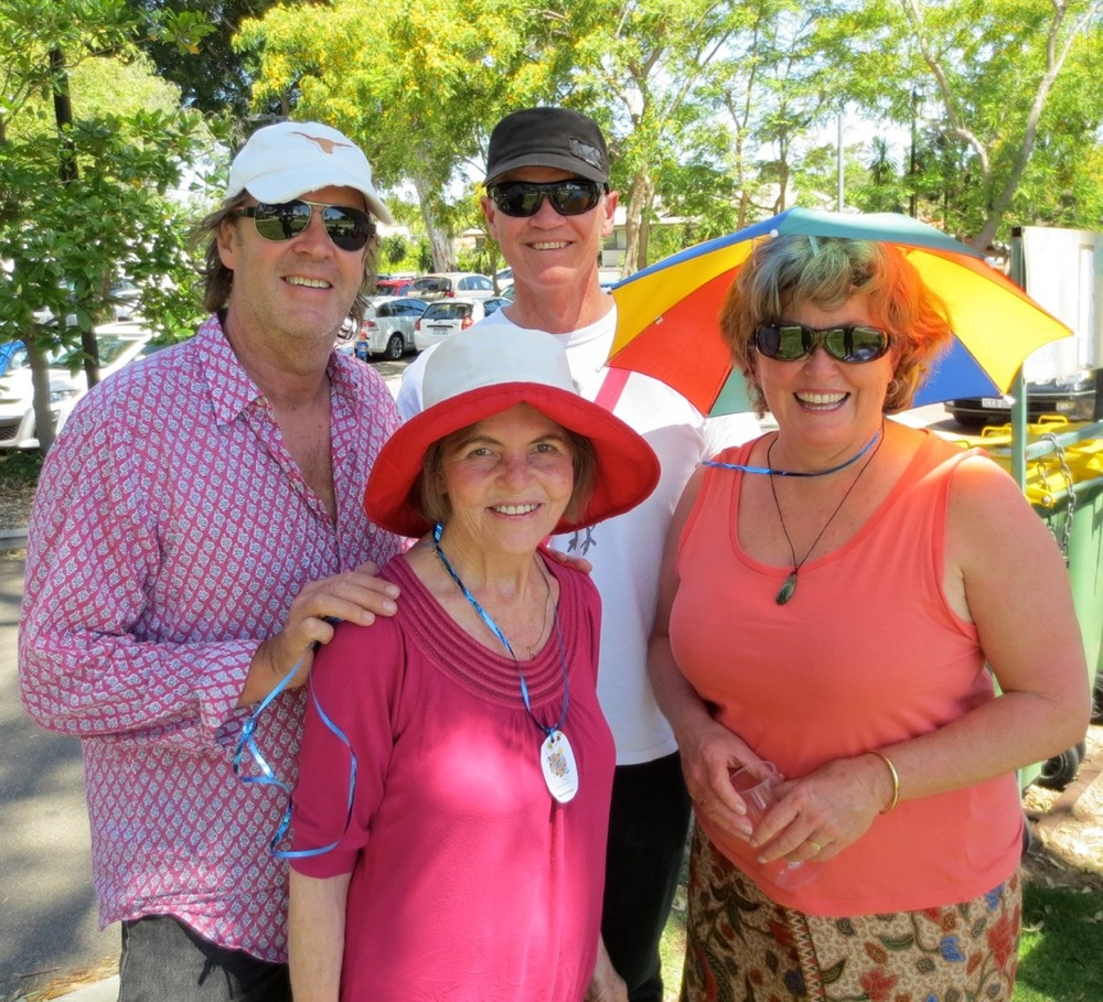 Christmas cheer at the SCBWI Australia West Christmas BBQ