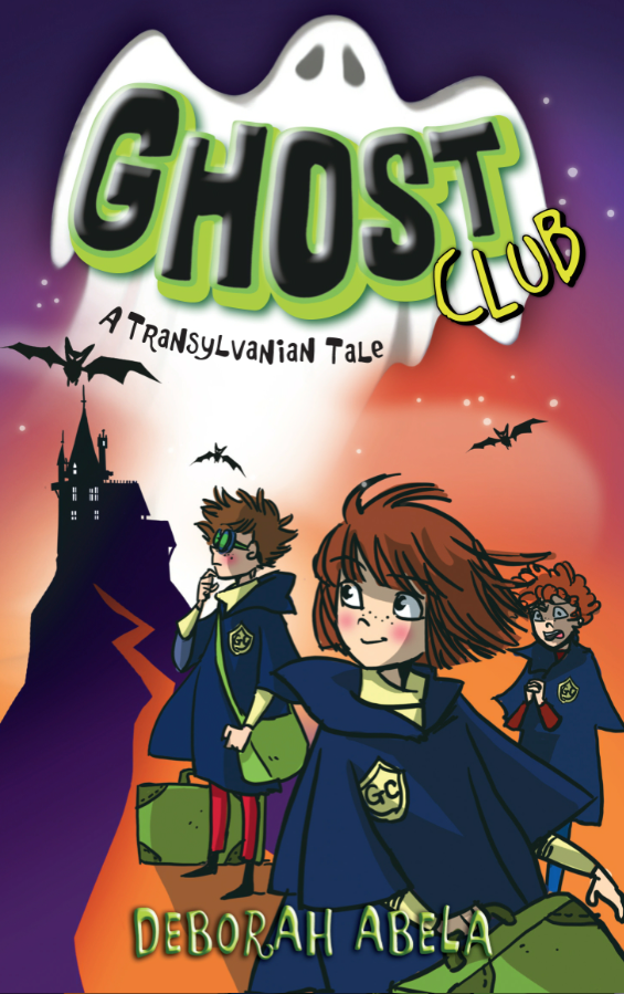 Ghost Club Part 3:  A Transylvanian Tale