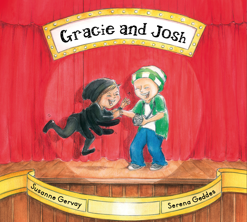 Gracie and Josh   by Susanne Gervay, illustrated by Serena Geddes