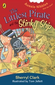 The Littlest Pirate and the Stinky Ship