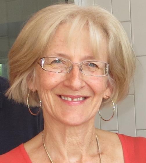 Sheryl Gwyther,  Assistant Regional Advisor.